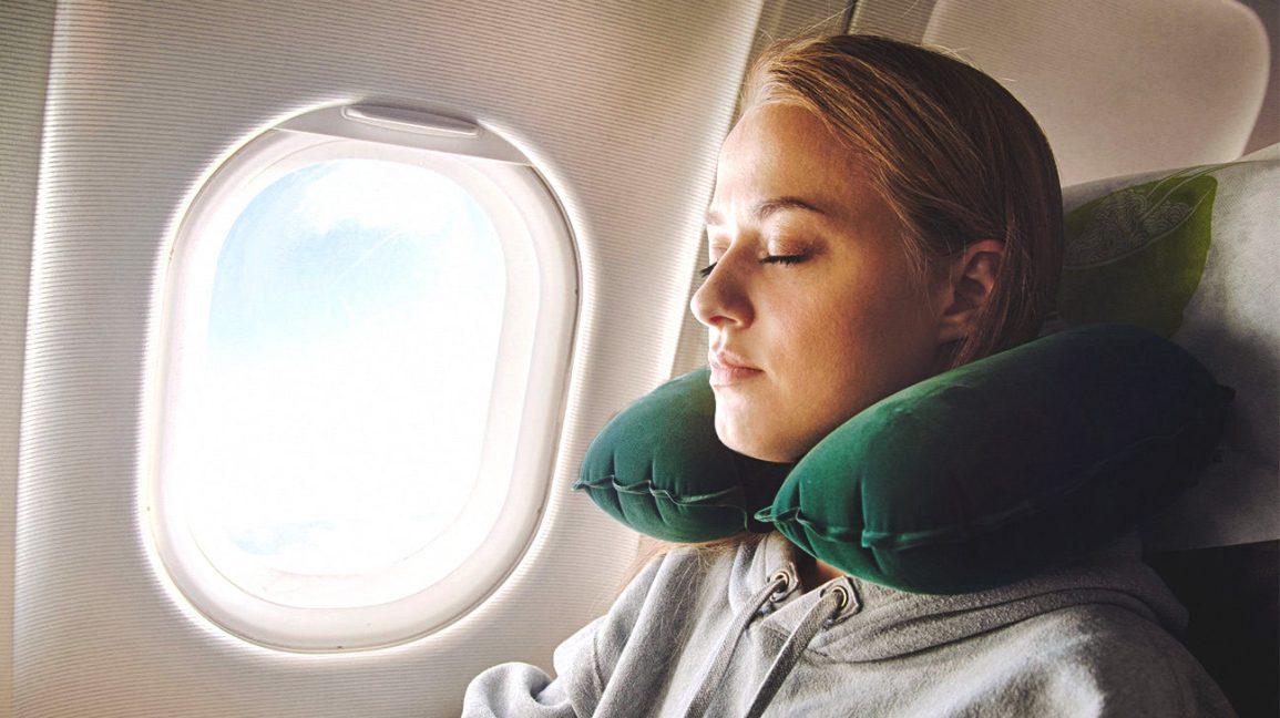 Comment avoir un sommeil de qualité dans l'avion ?