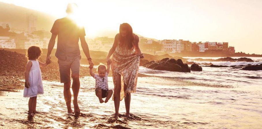 L'importance des vacances en famille